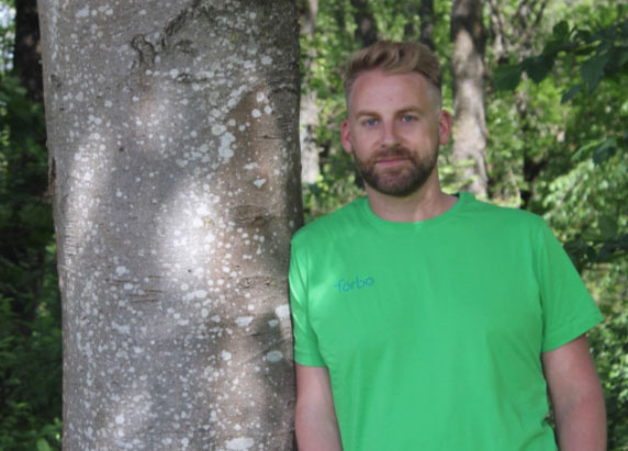 Case med Fredrik från Förbo