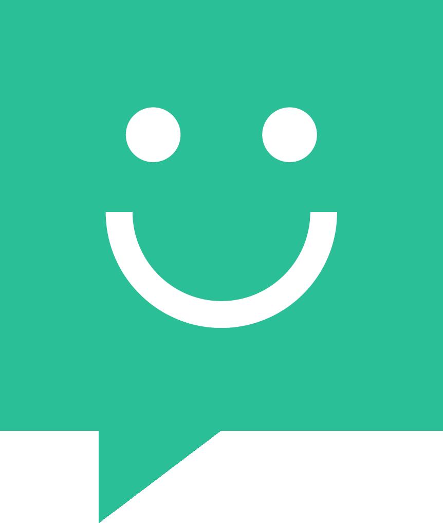 Help center med din grafiska profil